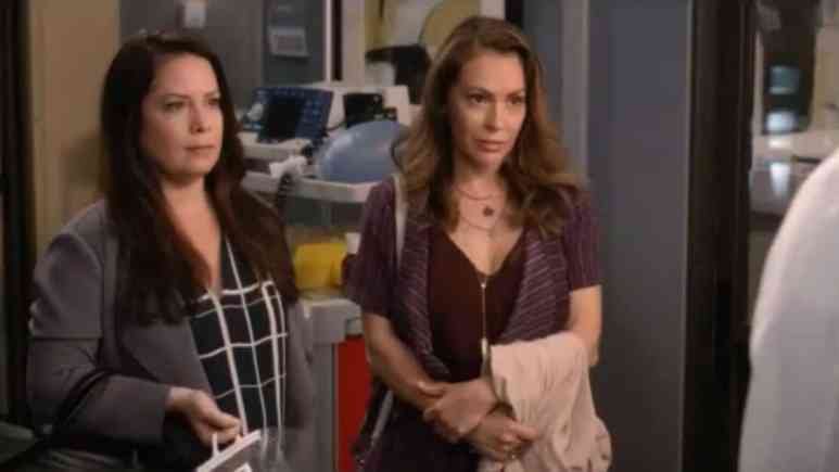 Charmed Meets Grey's