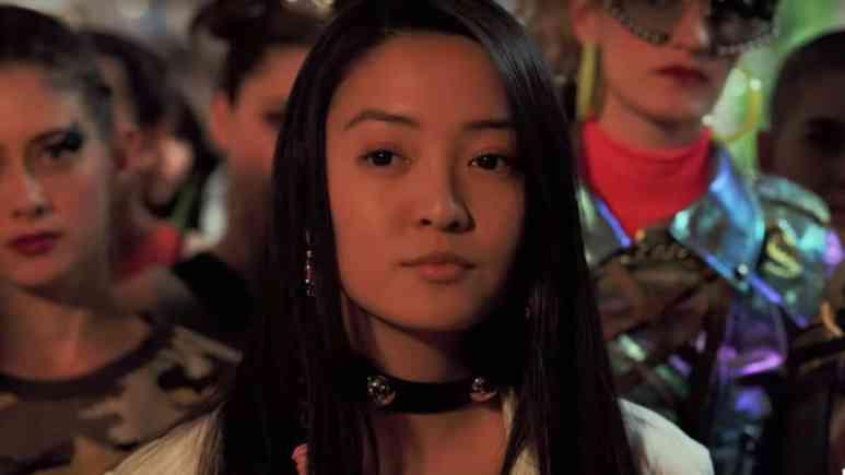 Chelsea Zhang as KJ from Daybreak