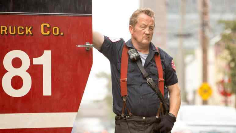 """Christian Stolte as Randy """"Mouch"""" McHolland"""