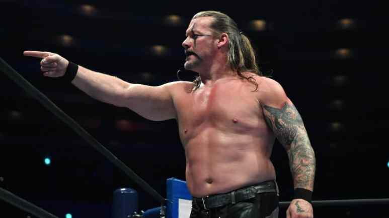 Chris Jericho reveals his surprise tag team partners for AEW Dynamite premiere