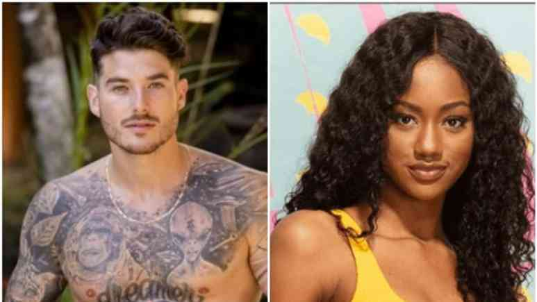 Are Eric Hall and Alana Morrison dating?
