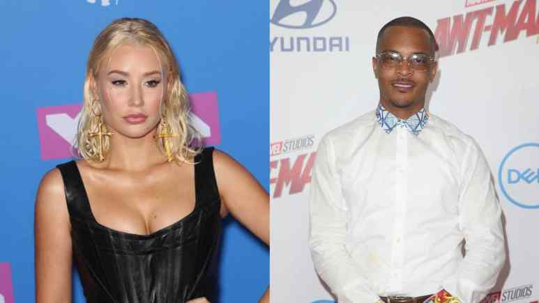 T.I. and Iggy Azaela are feuding.