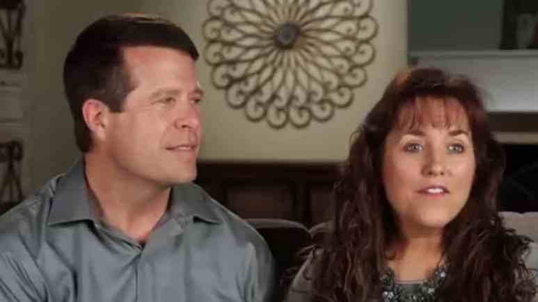 Jim Bob and Michelle Duggar during a Counting On reunion.