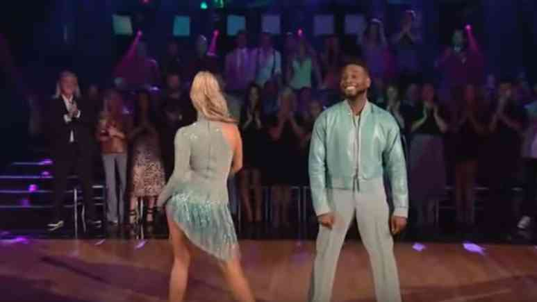 Kel And Witney DWTS