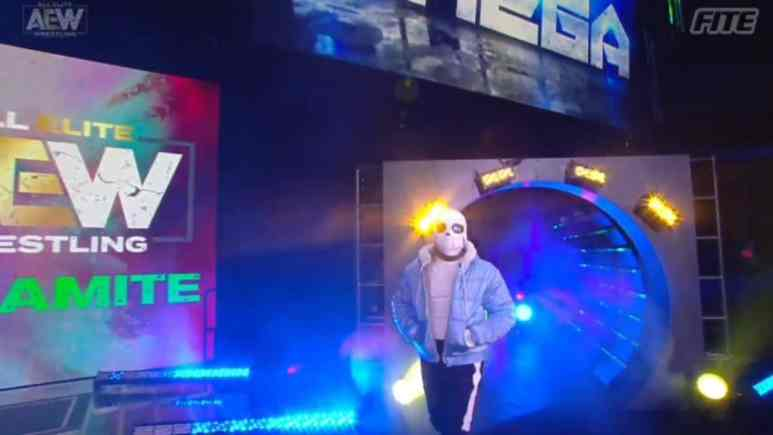 Kenny Omega pays homage to Undertale on AEW Dynamite on day when game got a new spinoff