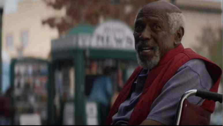 Louis Gossett Jr. on Watchmen on HBO