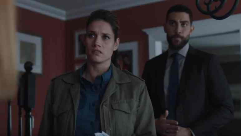 Maggie And OA FBI