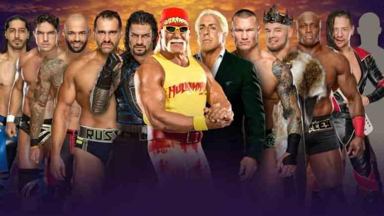 Ric Flair finalizes team for WWE Crown Jewel in Saudi Arabia match against Hulk Hogan