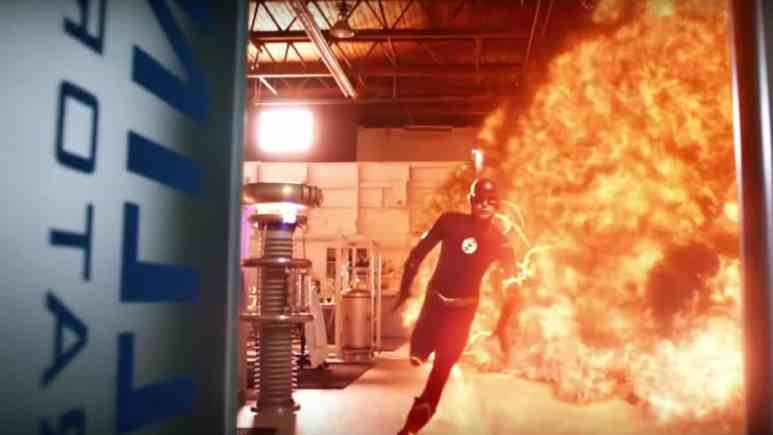Grant Gustin in The Flash Season 6