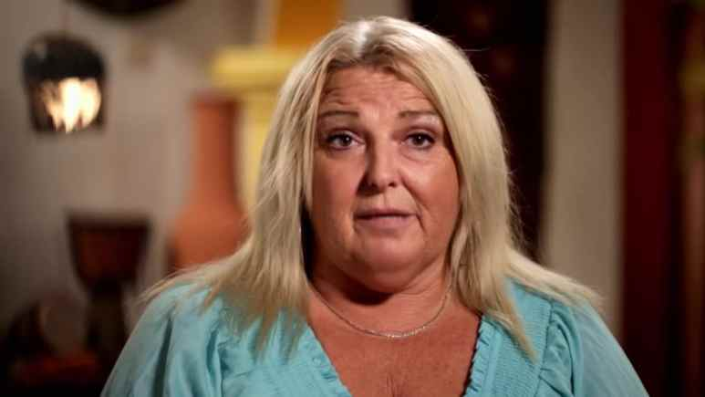 Angela on 90 Day Fiance Before the 90 Days