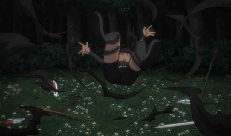 Assassin's Pride Episode 5 Black Madia Anime