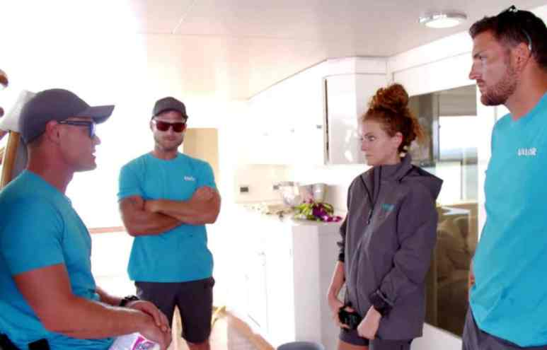 Abbi leaves Below Deck who is her replacement.