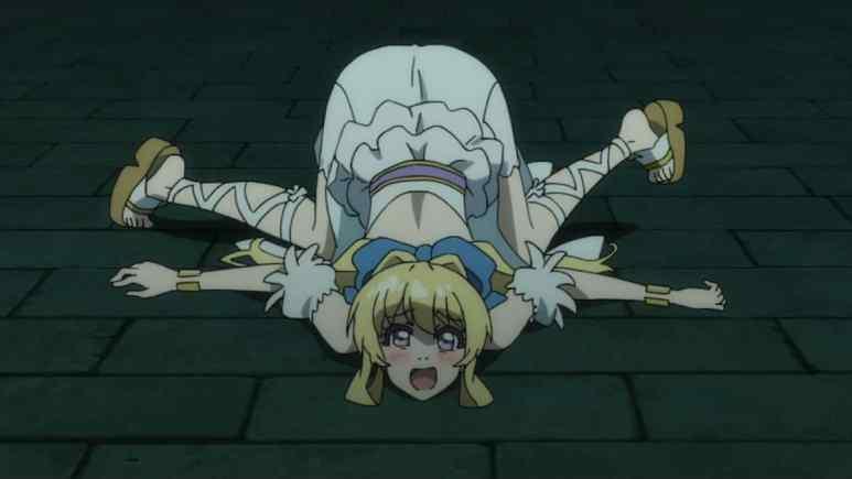 Cautious Hero Anime Ristarte Goddess