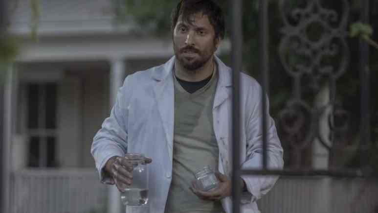 Dante on The Walking Dead