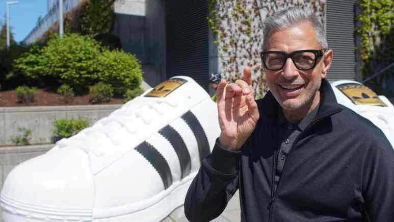 The World According to Jeff Goldblum review: Sneakers