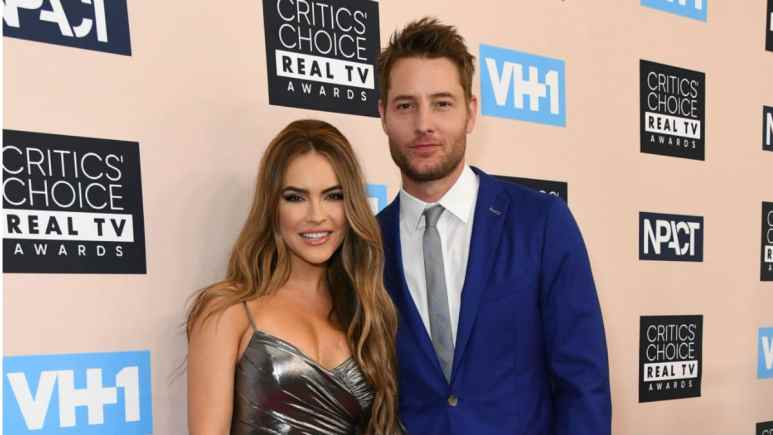 Justin Hartley and wife Chrisell Hartley have split.