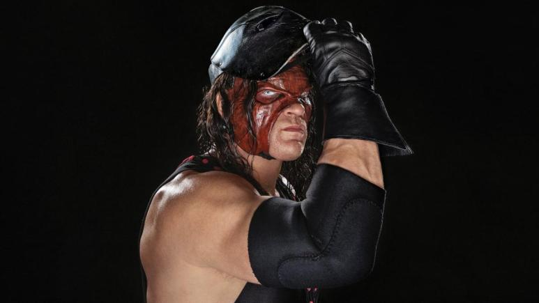 WWE superstar Kane talks about possible run for President of the United States