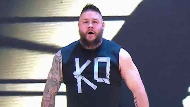 Kevin Owens makes WWE NXT return at TakeOver