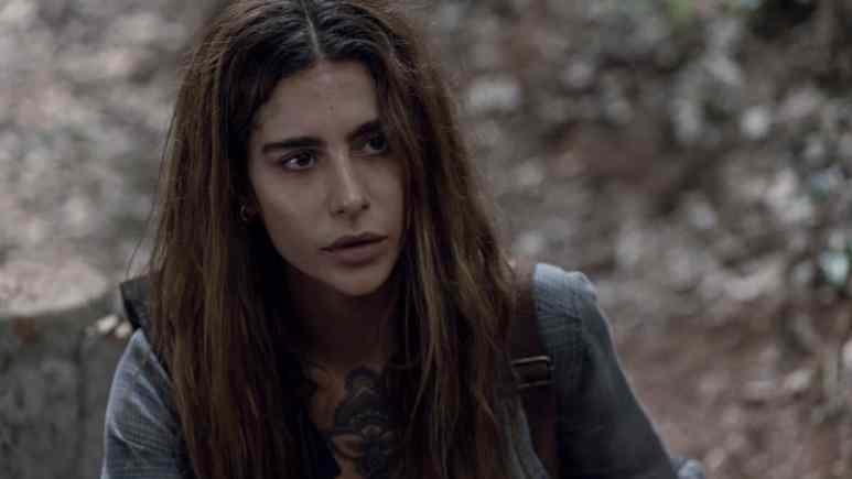 Nadia Hilker stars as Magna