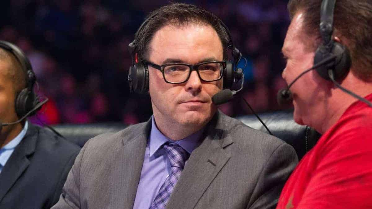 Mauro Ranallo Leaves Twitter After Negative Corey Graves Tweets