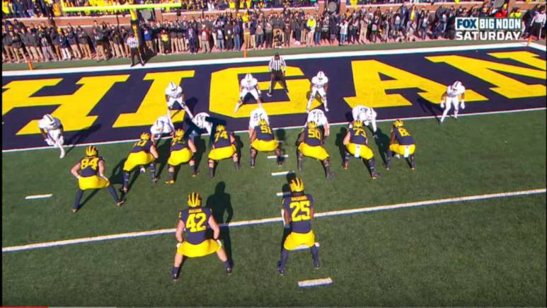 Michigan vs Michigan State