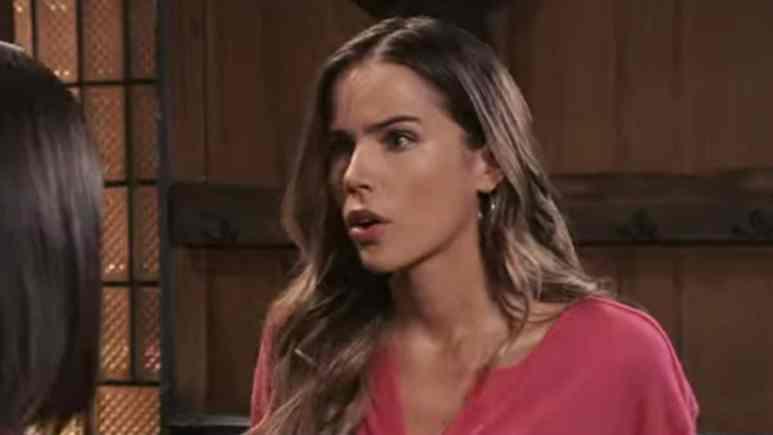 Sofia Mattsson as Sasha on General Hospital