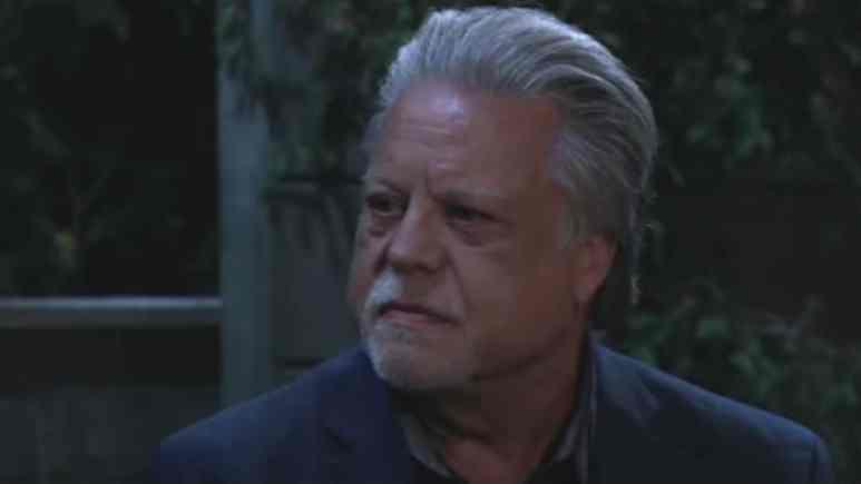 Brad Maule as Tony Jones on General Hospital.