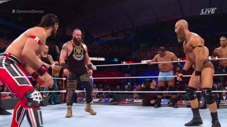 WWE Survivor Series recap, results, and grades: Raw vs. SmackDown vs. NXT