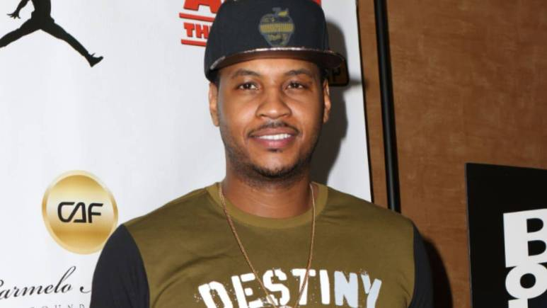 carmelo anthony to sign non guaranteed contract with portland