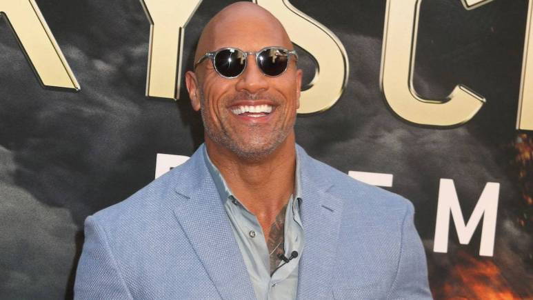dwayne johnson to play black adam in 2021 film