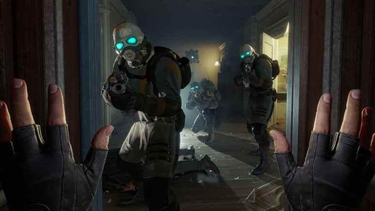 Half-Life: Alyx gameplay