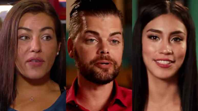 Veronica Tim and Jeniffer on 90 Day Fiance Before the 90 Days