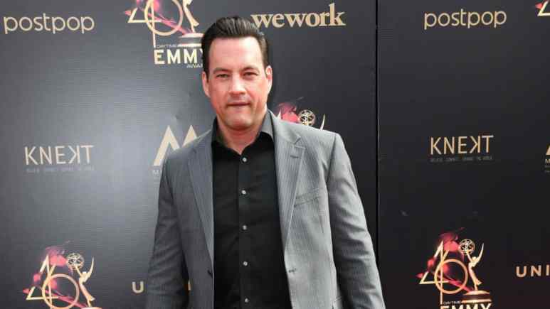 Tyler Christopher at the 2019 Daytime Emmys