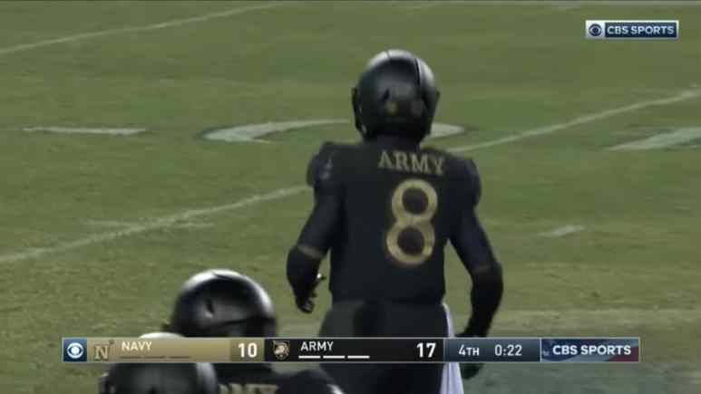 Army football team drops logo with white supremacist origins