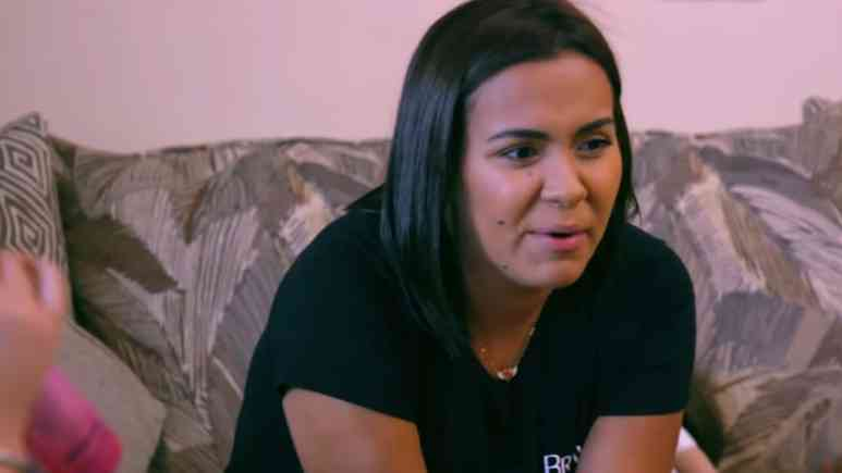 Briana DeJesus on Teen Mom 2
