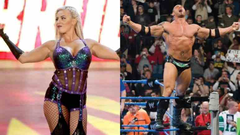 Dave Bautista and Dana Brooke heading out on a date: WWE SmackDown turns it into an angle