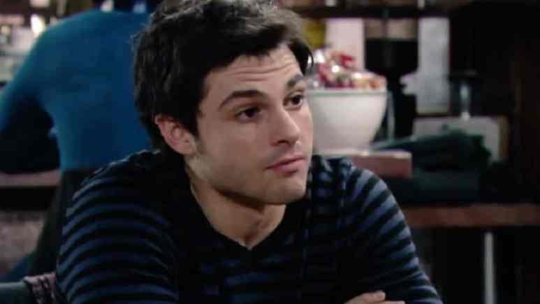 Zach Tinker returns to The Young and the Restless as Fenmore Baldwin.