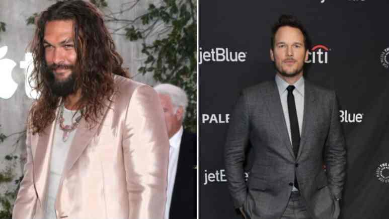 Chris Pratt and Jason Momoa water bottle drams is over.