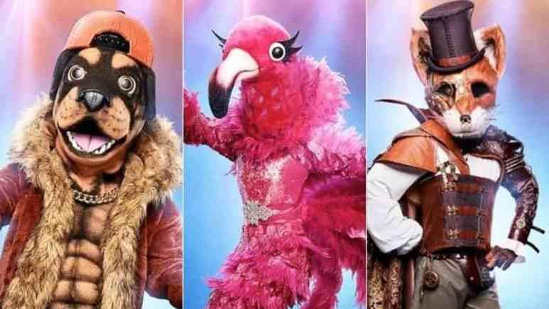 Who won The Masked Singer season 2
