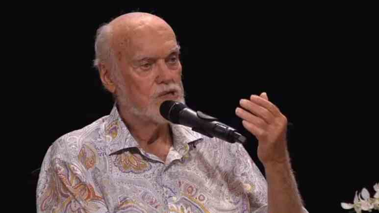 Ram Dass's real name was Richard Alpert