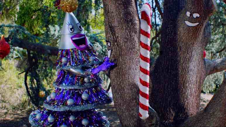 Tree on The Masked Singer