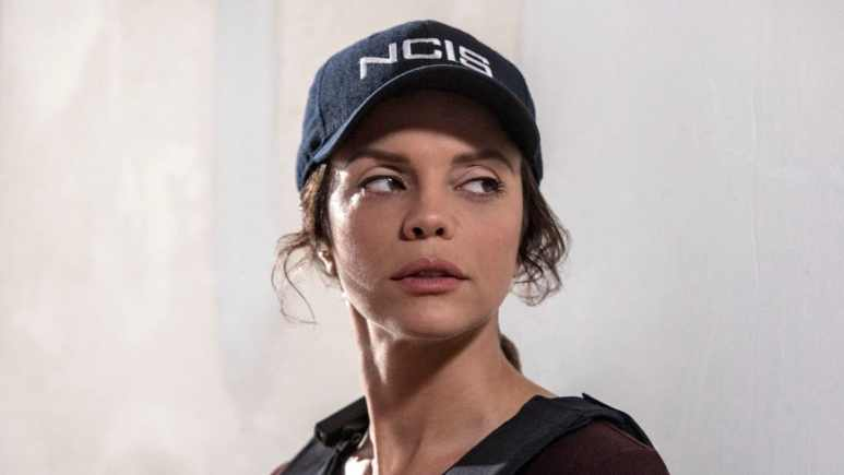 Vanessa On NCIS