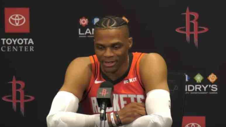 Westbrook Interview