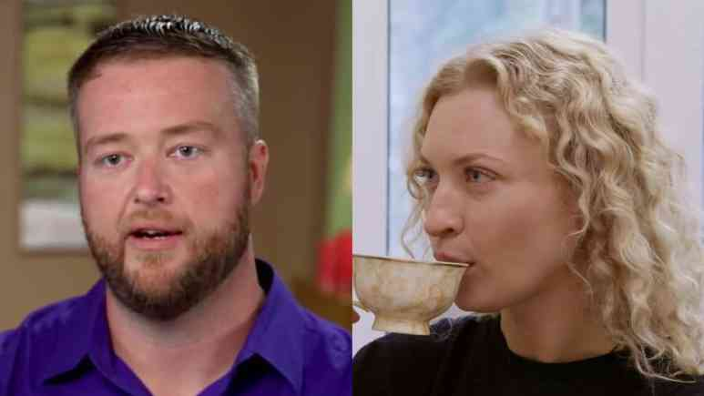 Mike and Natalie on 90 Day Fiane