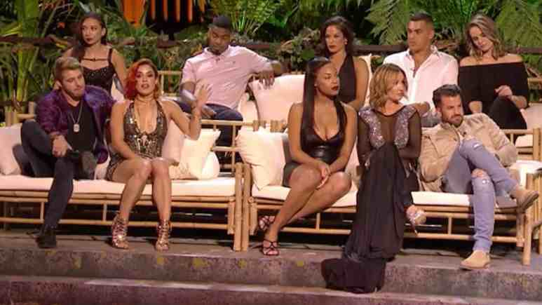 team usa competitors on the challenge season 34 reunion show