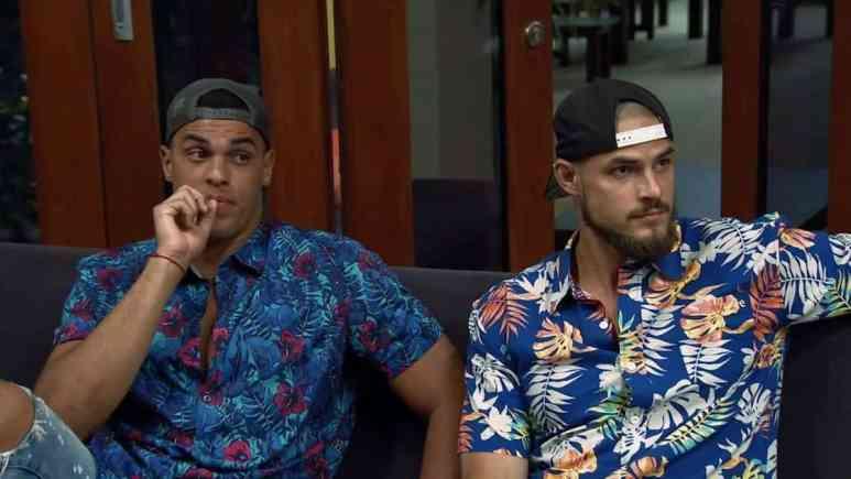 josh and zach of mtv the challenge season 34