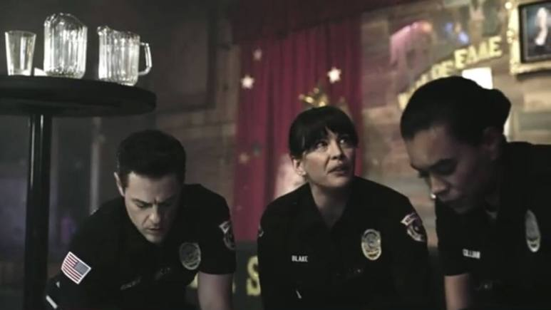 Liv Tyler as Michelle on 9-1-1: Lone Star