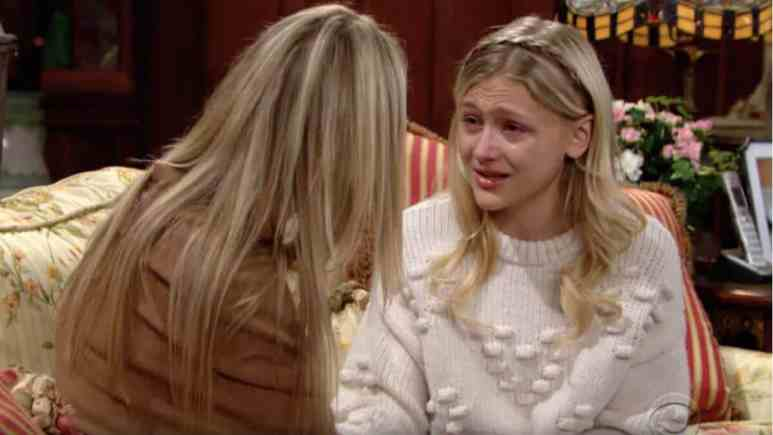 How old is Faith on The Young and the Restless.