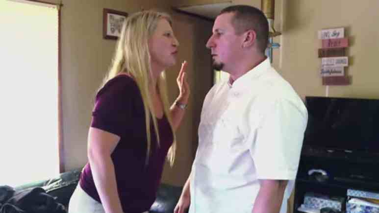 Angela and Tony from Life After Lockup.