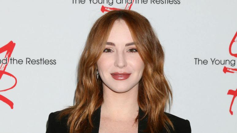 Camryn Grimes plays Mariah on The Young and the Restless.